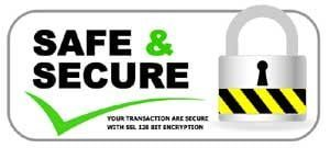 safe and secure payment option