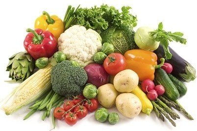 vegetables that are good for hemorrhoids