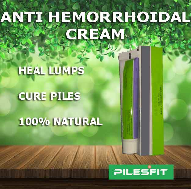 piles cream
